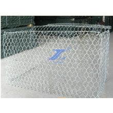 2X1X1m Hexagonal Wire Mesh Gabion Baskets