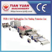 Жесткая Waddings и клей бесплатно Waddings производственной линии