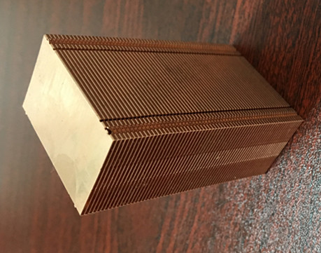 COPPER FIN HEATSINK (5)