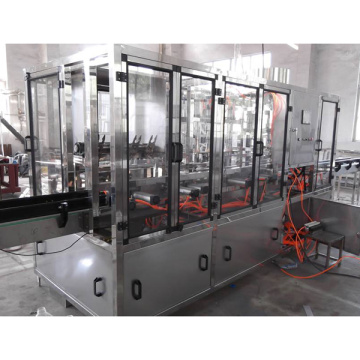 Tipo lineal de la máquina de llenado de agua de 5L
