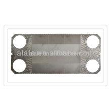 M30B plate and gasket , refrigerator evaporator plate