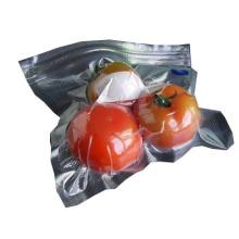 Saco do armazenamento do vácuo / saco de vácuo secado dos frutos / saco vácuo da folha de Al
