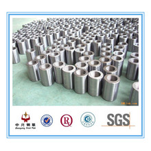 Exportação de fábrica alta qualidade reta segmento Rebar luva de aço