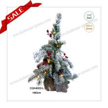 60cm LED árbol de Navidad Luz de Navidad Decoración de Navidad