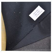 High quality worsted 100% wool flannel fabric for jacket