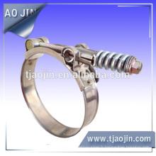 Collier de serrage à ressort très robuste Bande de 3/4 po (19 mm)