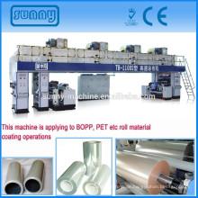 Klebeband-Beschichtungsanlage für BOPP-Modell TB1100S