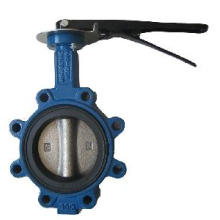 Soft Seat Butterfly Valve in Lug Type