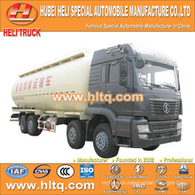 SHACMAN M3000 8x4 bulk cement truck 40M3 270hp Weichai engine