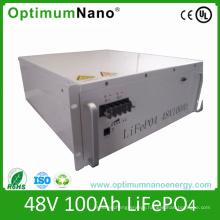 Good Quality 48V 100ah LiFePO4 Battery for Gold Car