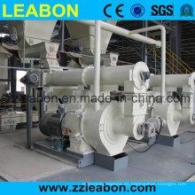 Molino de pellets de anillos de biomasa de alta capacidad