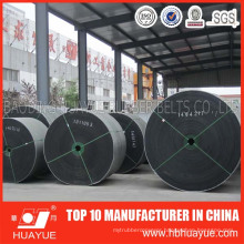 Heat Resistant Rubber Conveyor Belt Cc Ep Nn St 100-5400n/mm