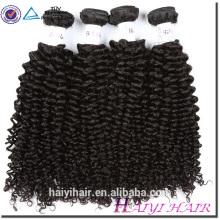 Super Qualité 1B Naturel Couleur Aliexpress Cheveux Brazian Cheveux 100 Cru Cheveux Alignés alignés
