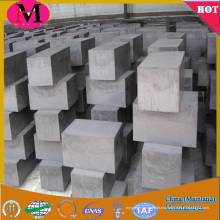 Bloque de grafito con alto contenido de carbono para la venta