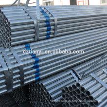 China Lieferant Verkauf Gerüst Stahl Rohr