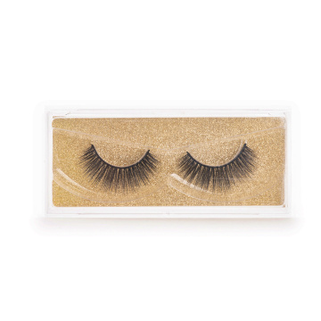 Bulu Mata Palsu Private Label 3D Mink Eyelash