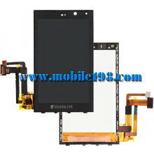 LCD Screen with Digitizer for Blackberry Z10 Parts