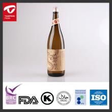 Export japanischer Daiginjo, chinesischer Sake Wein