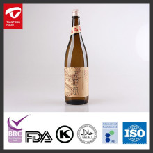 Japanese style sake wine daiginjo for wholesale price
