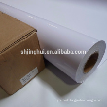 5-7years air egress vechile body self adhesive vinyl/pvc plastic vinyl / printable vinyl