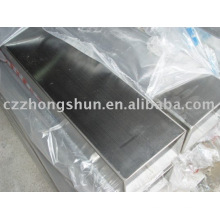 Bright finished square steel tube/SQUARE RECTANGULAR HOLLOW SECTION PIPE SS304 316
