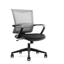 high quality nylon chair bifma desk swivel mesh back foam seat mid back task chair