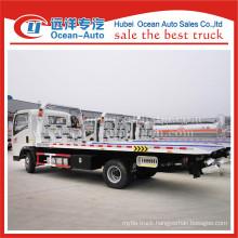 SINOTRUK HOWO 4TON 4X2 heavy duty tow truck for sale