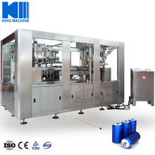 High Quality Can Filling Machine / Line