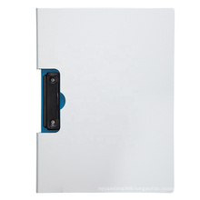 Comix Factory Supply A4 Metal Clip Foam PP  Foldable Clip Board for office