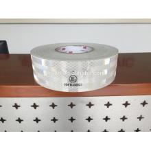 cinta reflectante blanca 3M de alta visibilidad para uso en camiones