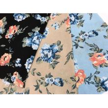 Cotton-Linen Plain Printed Fabric