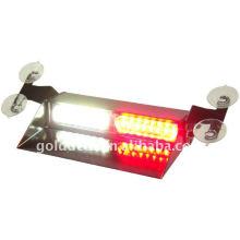 Козырек светодиодные вспышки света дорожного строительства предупреждение