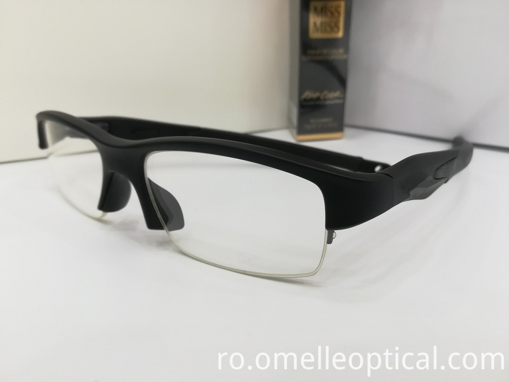 Semi Rimless Optical Frame