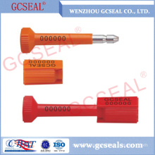 GC-B012 Laser engraving High Quality High Security Container Bolt Seal