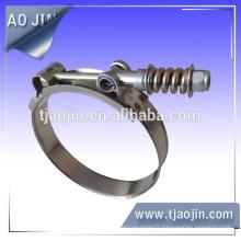 Bracelet à vis à ressort standard T Bague à 3/4 po (19 mm)