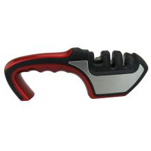 Afilador de cuchillos de cocina con afilador de tijera