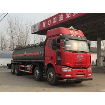 Caminhão-tanque químico líquido de FAW 8X4 18CBM