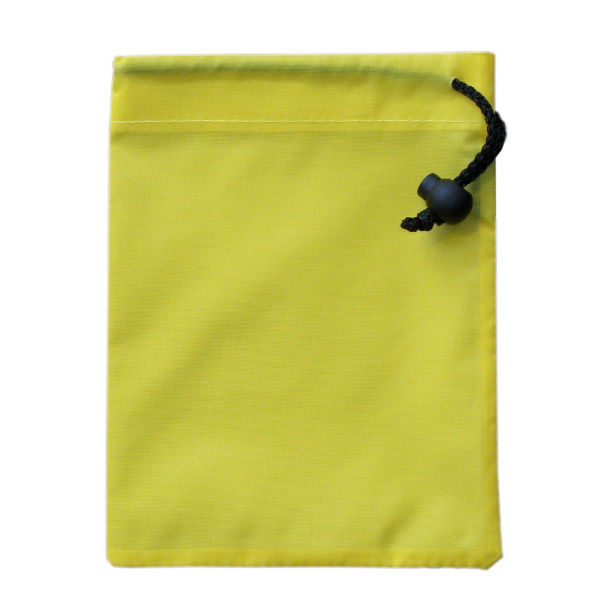 Pendant Nylon Drawstring Bag