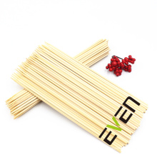 Best Selling Long Natural Disposable Dried Sticks Bamboo BBQ Skewers