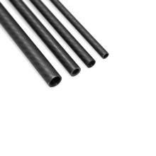 Fábrica de tubos de fibra de carbono personalizada directamente