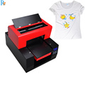 Impresora de inyección de tinta de impresora de la camiseta de la tela