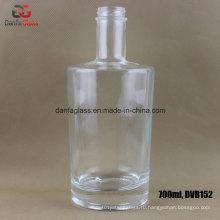 750 мл стеклянные бутылки для супер премиум-класса