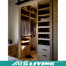 Nach Maß hölzerner Schlafzimmer-Garderoben-Wandschrank (AIS-W350)