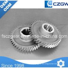 High Precision Customized Getriebe Getriebe Drum Getriebe für Hackmaschine