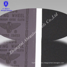 """Electro coated silicon carbide abrasive emery cloth 9""""*11"""""""