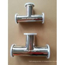 3A 304 / 316L Гигиеничная нержавеющая сталь с зажимным кольцом