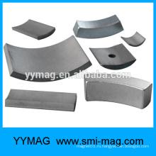 Профессиональный дуга редкоземельный магнит / smco магнит для двигателя / генератора