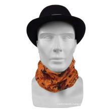 Outdoor Wholesale 100% Polyester Custom made 25*50cm Bandana headwear scarf