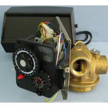 Fleck 2850 para amaciador, temporizador automático para amaciador de água