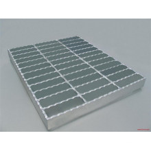 High Quality Hot Dipped Galvanized Serrated Steel Grating